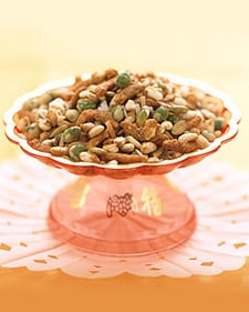 Puffed Rice Trail Mix