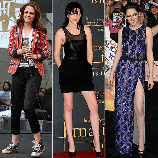 Pictures of Kristen Stewart on the Red Carpet over the Years: Stalk Her Style Evolution!