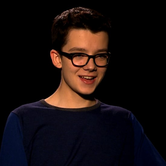 Asa Butterfield starred in a comedy horror with Simon Pegg and Nick Frost 01/21/2018