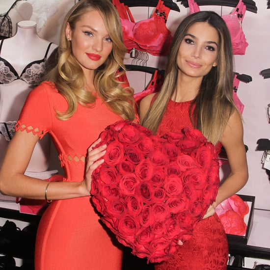 Victoria's Secret Valentine's Hair and Makeup | Video