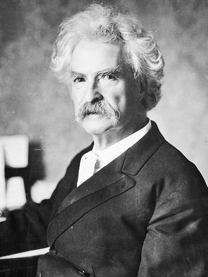 Newly Uncovered Letter by Mark Twain Suggests He Once Contemplated Suicide