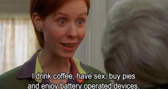 9 Times Miranda Hobbes Was the Sassy Voice of Reason on 'Sex and the City'