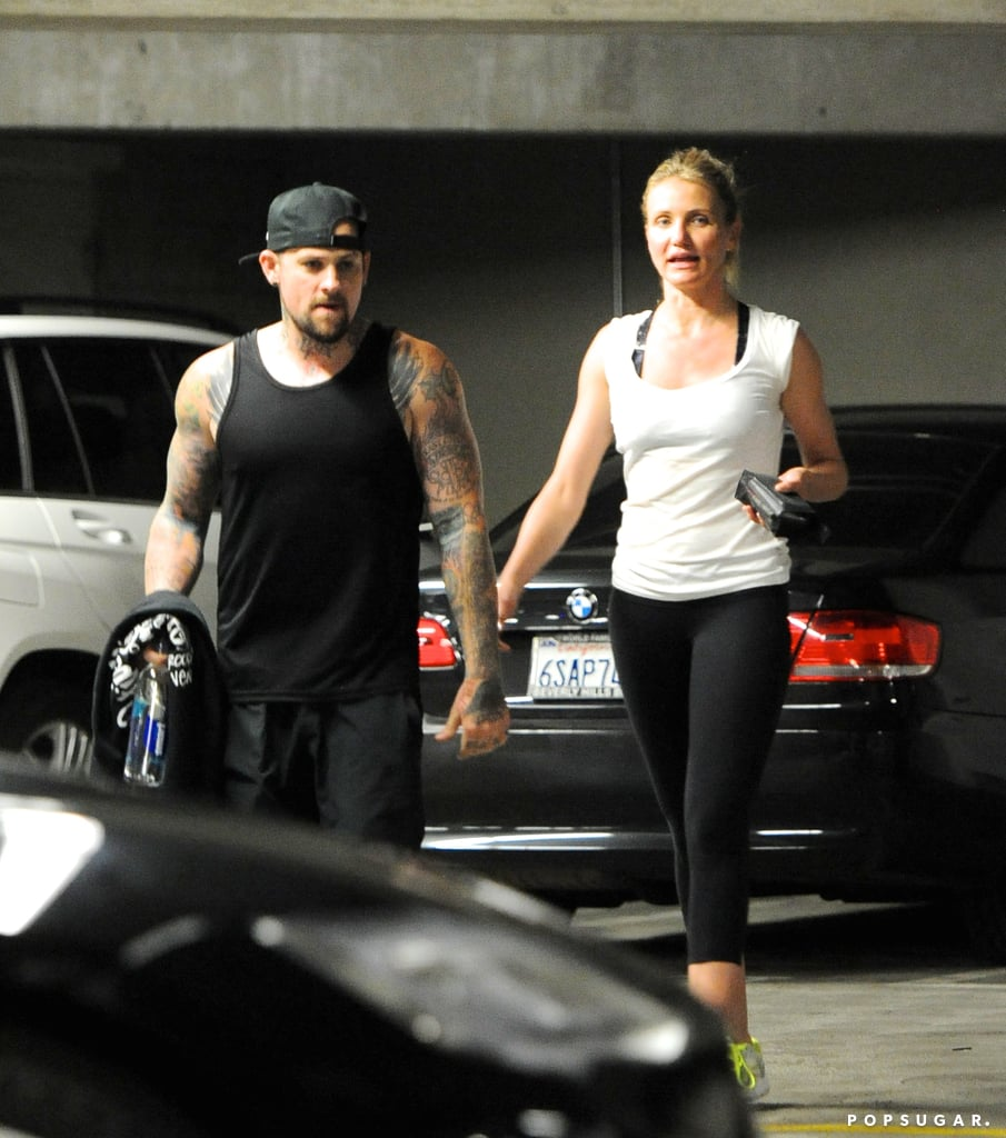 Is Cameron Diaz Dating Benji Madden?