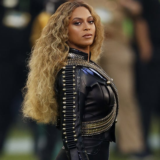 Beyonce's Super Bowl Outfit 2016