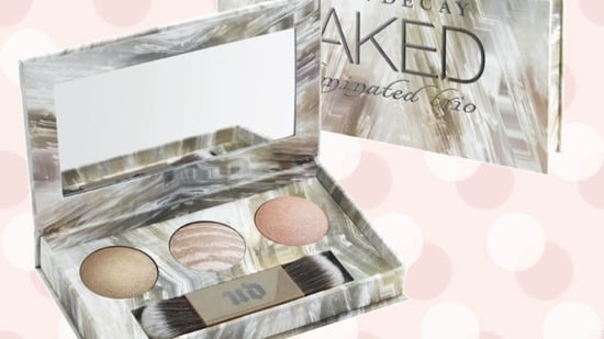 The New Urban Decay Naked Illuminated Highlighter Palette Is Everything—Here's Your First Look