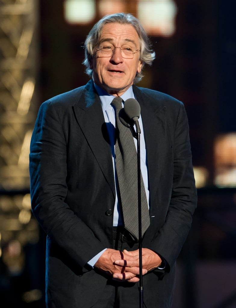 Robert De Niro took the stage at the Comedy Awards in NYC.