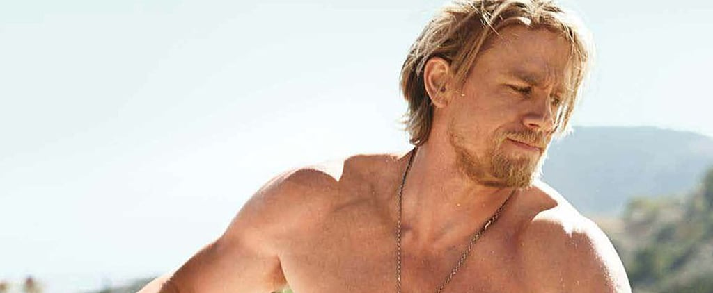 A Glorious Celebration of Shirtless Charlie Hunnam and His Beautiful Abs