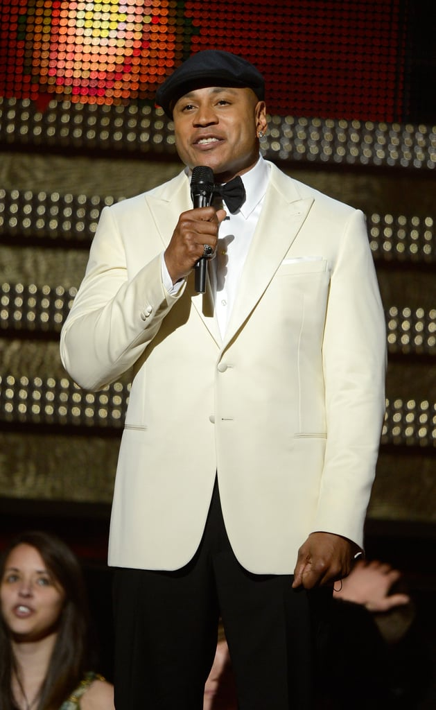 LL Cool J hosted the show.