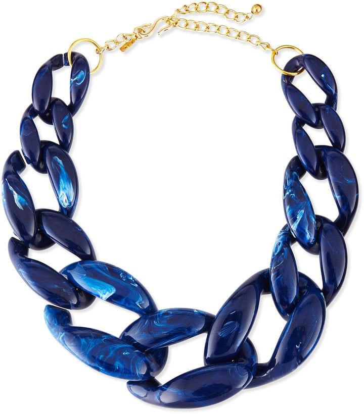 Kenneth Jay Lane Chain Link Necklace