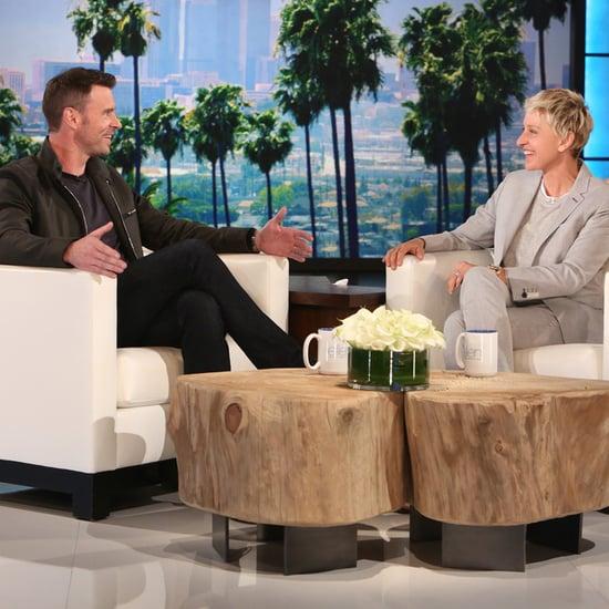 Scott Foley on The Ellen DeGeneres Show About Scandal