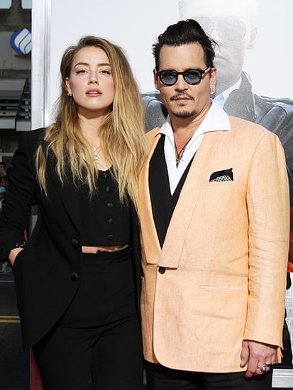 Amber Heard 'Got Cold Feet' Before Marriage to Johnny Depp at Their Engagement Party: Source