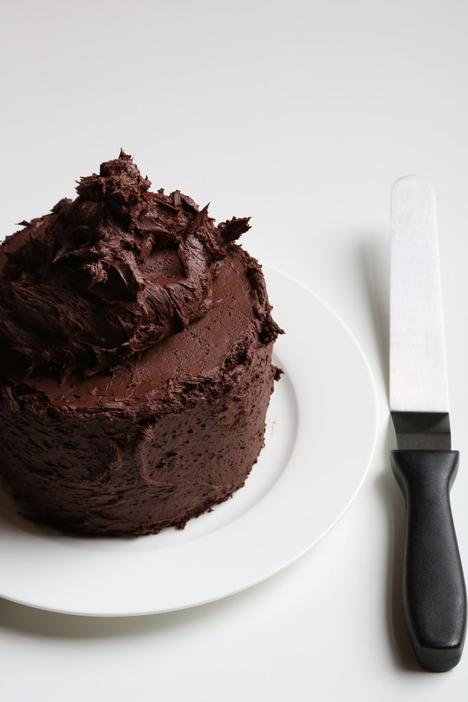 Seriously Indulgent: Chocolate Cake With Chocolate Buttercream