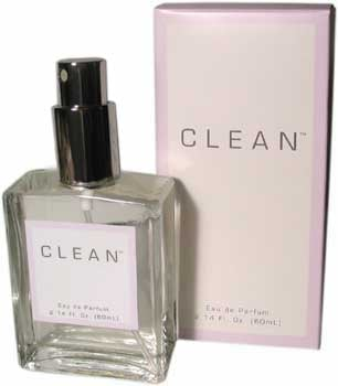 Talk About a Clean Smelling Perfume