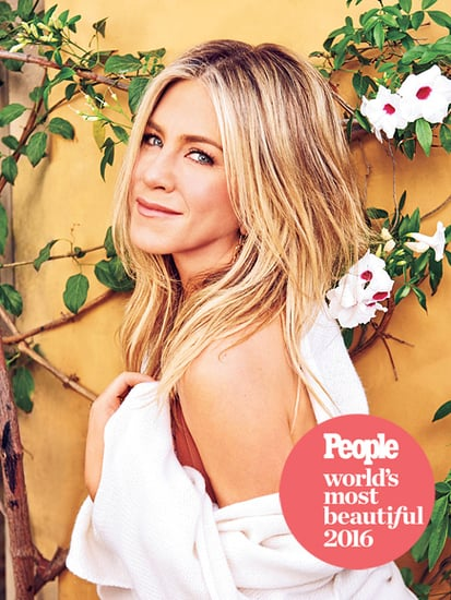 WATCH: Jennifer Aniston Opens Up About Her Beauty Icons