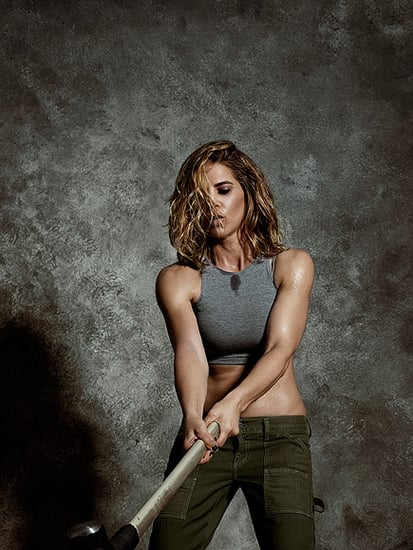 Jillian Michaels Uses Her Workouts to Stay Calm, Cool and Focused as 'A Strong Woman in a Man's World'