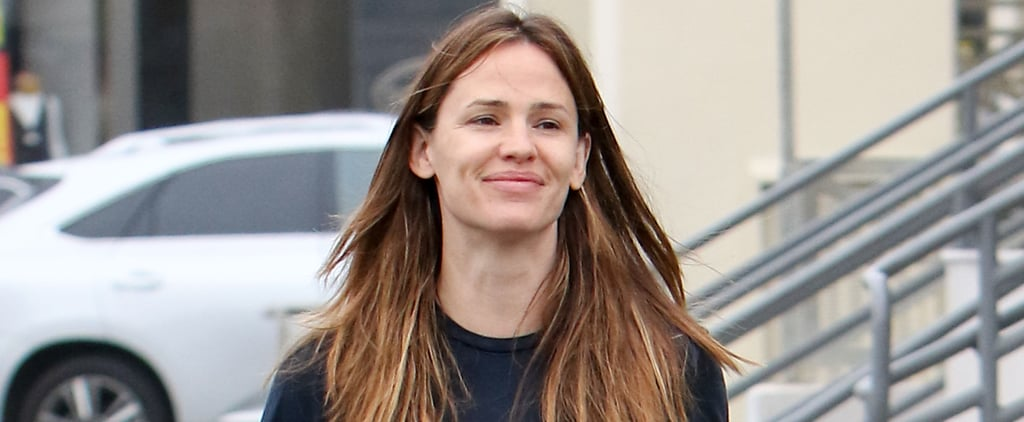 Jennifer Garner Looks Simply Lovely While Out and About in LA
