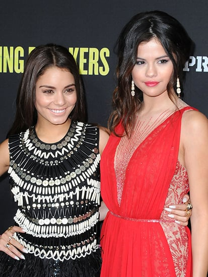 Spring Breakers Selena Gomez and Vanessa Hudgens Party In Perfect South Beach Weather