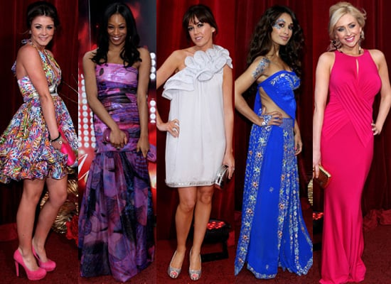 Photos of Best Dressed Ladies at the 2010 British Soap Awards in London
