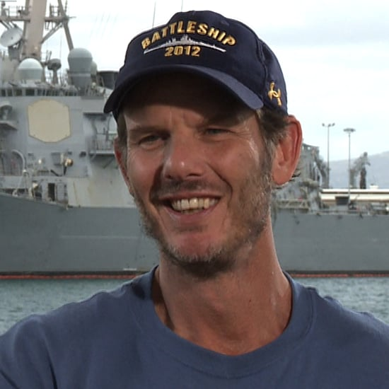 Peter Berg Battleship Director Interview (Video)