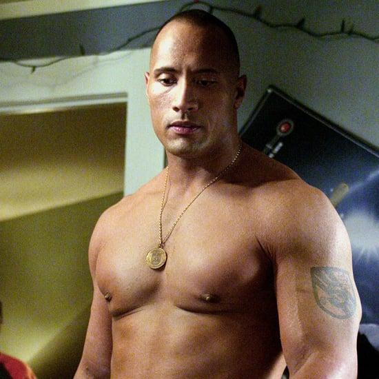 Dwayne Johnson's Hottest Movie Pictures