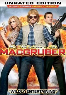Killers, MacGruber, Solitary Man DVD Reviews