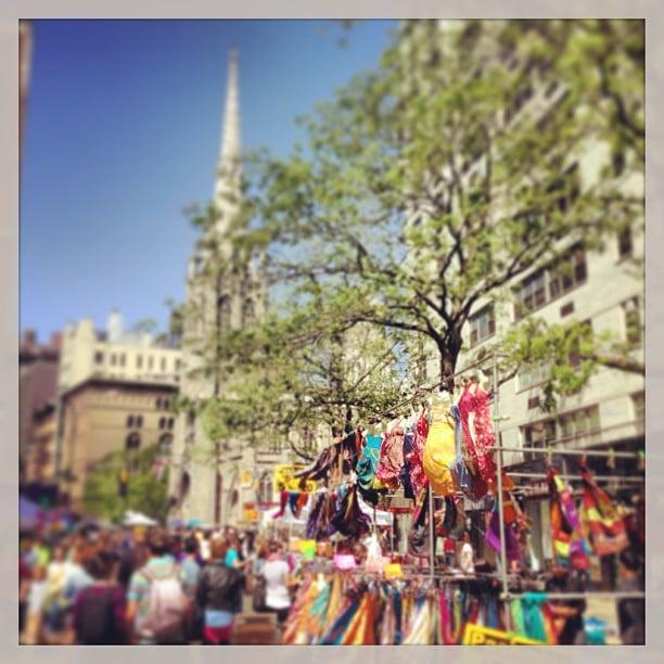 Go to a Street Fair