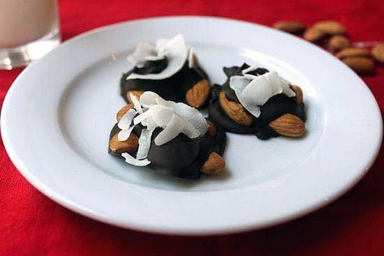 Paleo Nut Clusters