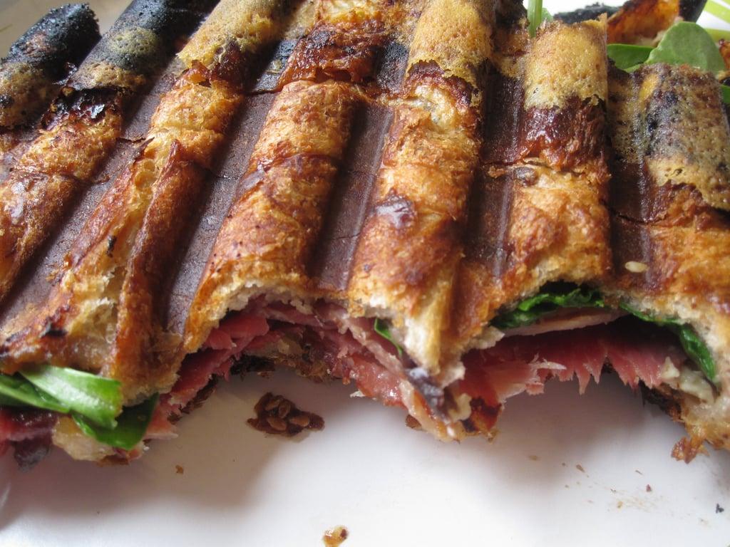 The Best Ham Sandwich Ever