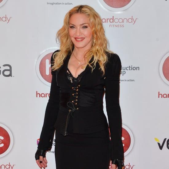 Madonna's Howard Stern Interview 2015