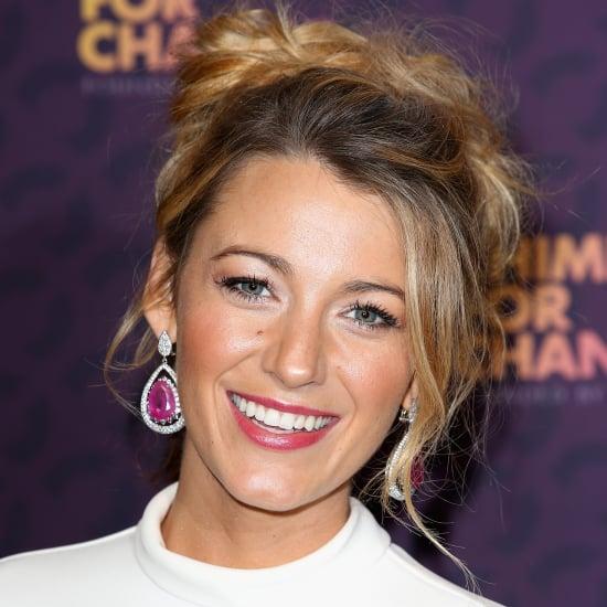 Blake Lively Beauty Routine