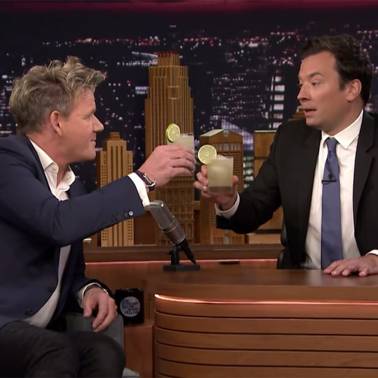 Gordon Ramsay on The Tonight Show June 2016