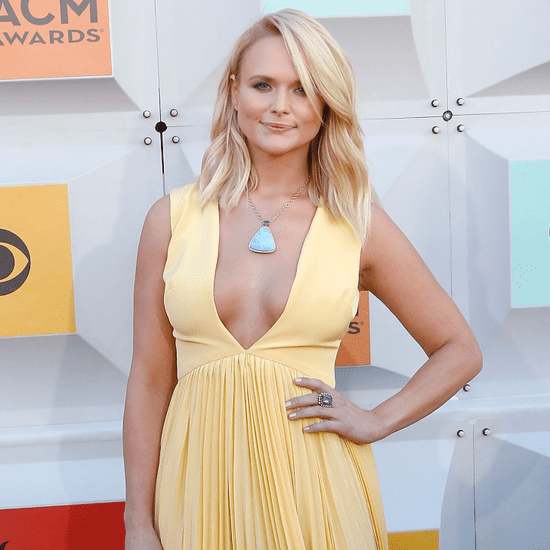 Miranda Lambert's Yellow Dress at the ACM Awards 2016