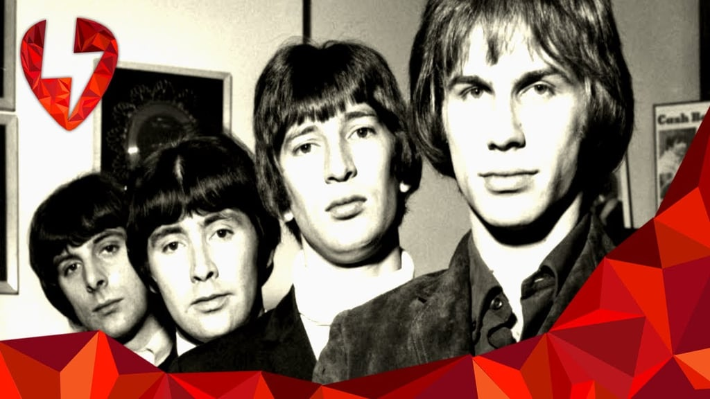 """""""With a Girl Like You"""" by The Troggs"""