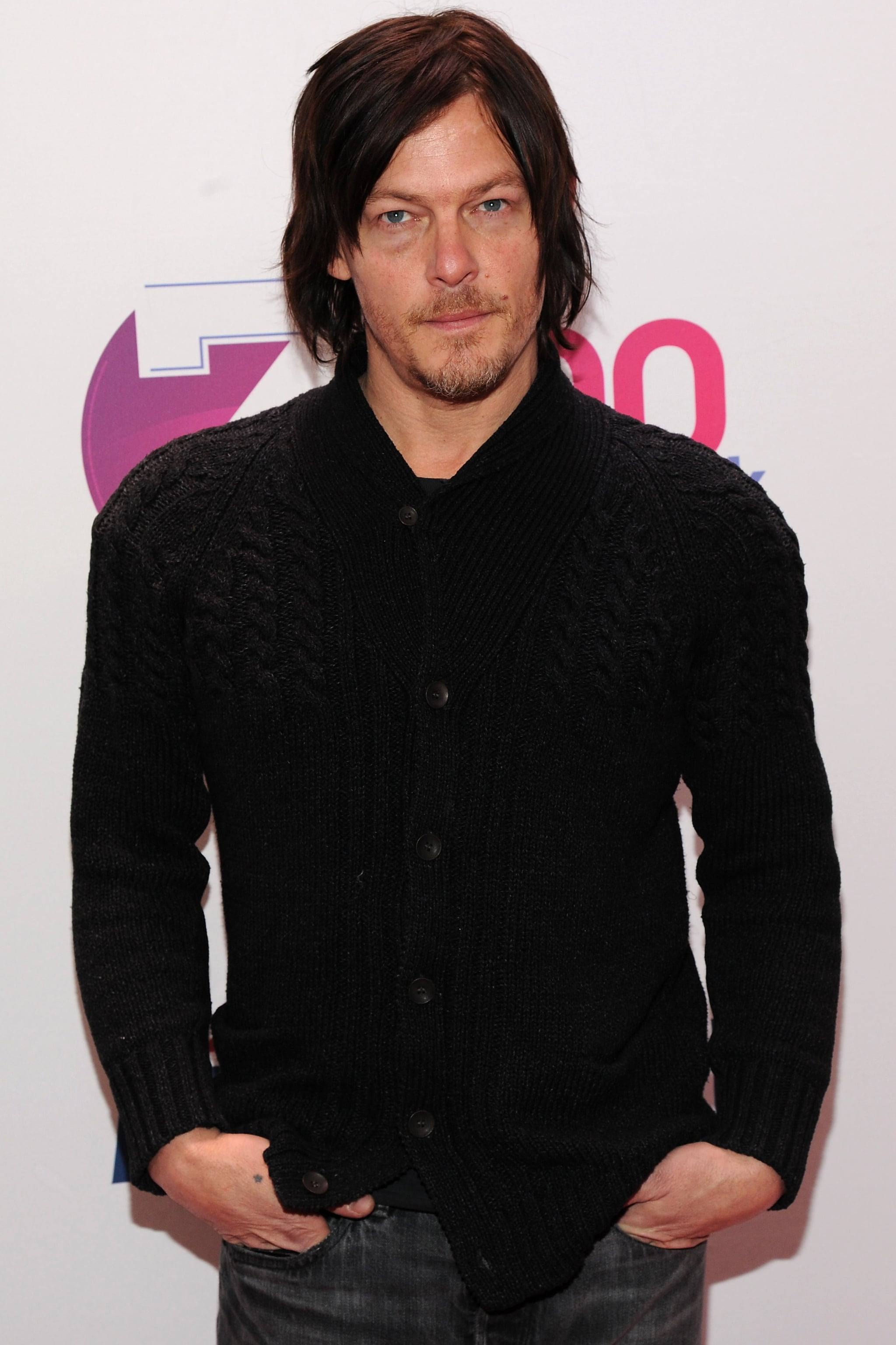 The Walking Dead's Norman Reedus will star in Air, a sci-fi thriller also starring Djimon Hounsou. The two will play custodians who look after cryogenically frozen people after a nuclear fallout.