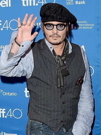 Johnny Depp Admits He Was Flu-Ridden When He Auditioned For His Breakout Role in 21 Jump Street