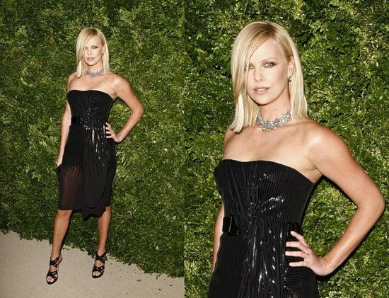 2008 CFDA Awards: Charlize Theron