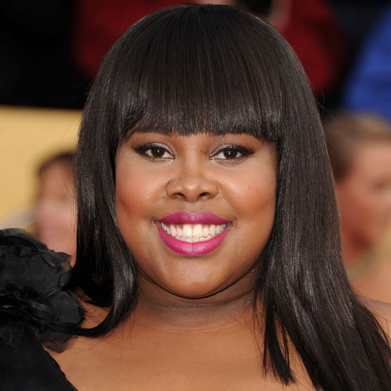 How to Get Amber Riley's SAG Awards Makeup Look