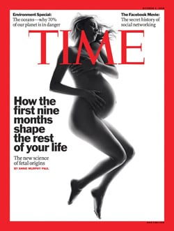 Time Magazine: The First Nine Months of Pregnancy