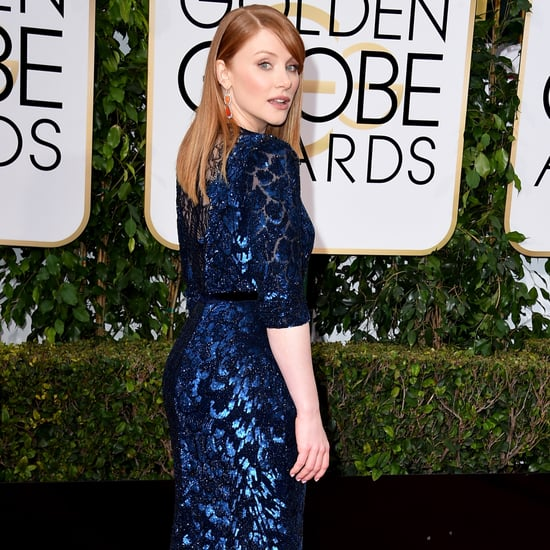 Bryce Dallas Howard Bought Her Own Golden Globes Gown