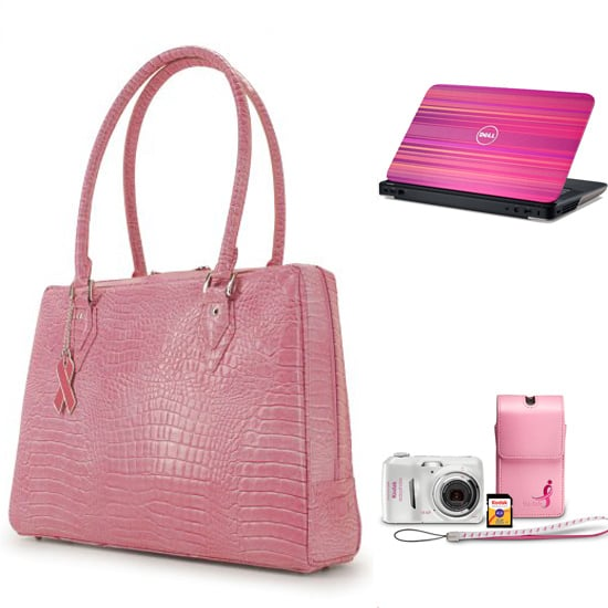 Pink Gadgets For Breast Cancer Awareness