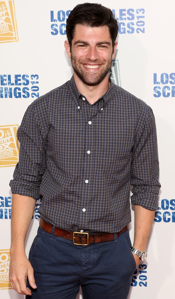Max Greenfield will reprise his role in Veronica Mars as Deputy Leo, he confirmed in a Google Hangout interview.