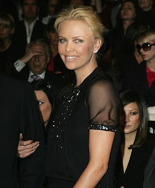 Photos of Charlize Theron and Stuart Townsend Together in LA