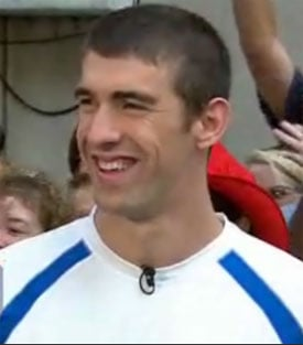 Michael Phelps Donates $1 Million to Inspire Lil Swimmers