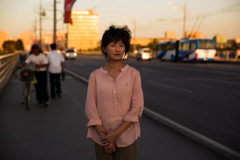 Photographer Captures Female Beauty in North Korea