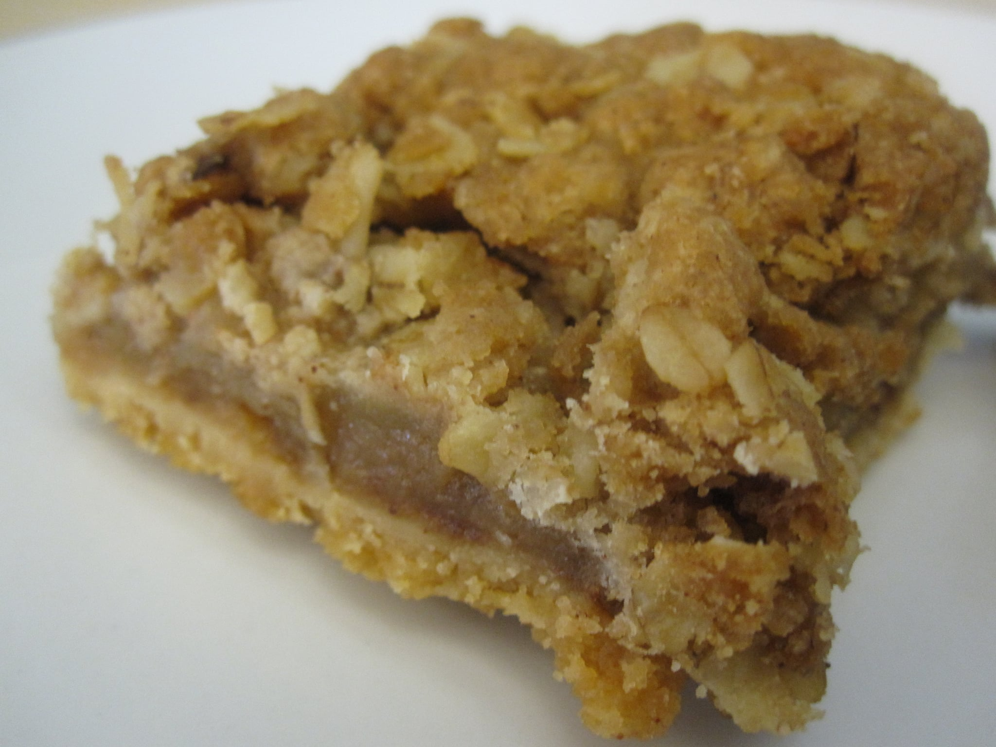 Apple Pie Bars