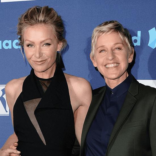 Ellen DeGeneres and Portia de Rossi Adopt a Dog Named Kid