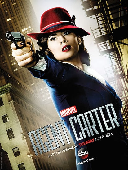 Marvel's Agent Carter Star Hayley Atwell: 5 Things You Should Know