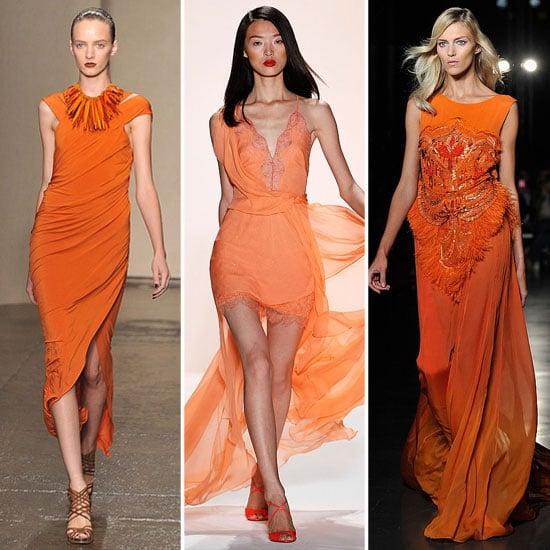 Spring 2012 Colour Report: Outrageous Oranges