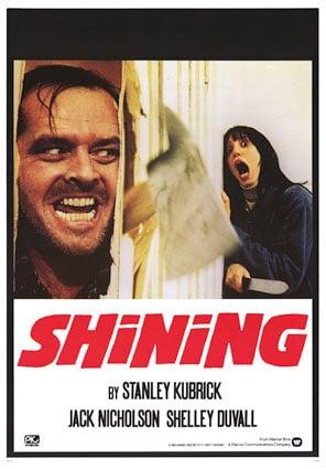 Frightful Friday: The Shining