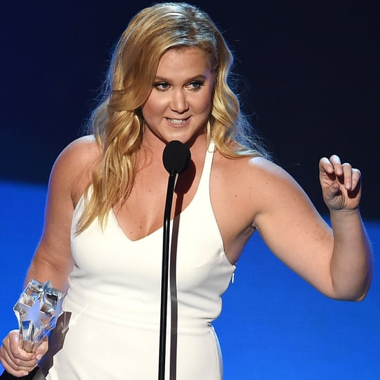 Amy Schumer Wins at the Critics' Choice Awards 2016
